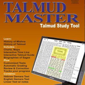 Talmud Master - on CD