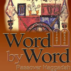 Word by Word Talking Passover Haggadah